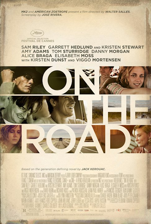 On the Road Poster