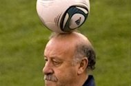 Vicente Del Bosque: Tugas Spanyol Makin Sulit