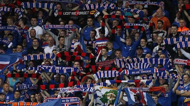Rangers fans have been encouraged to stay away from Tannadice for the Scottish Cup clash