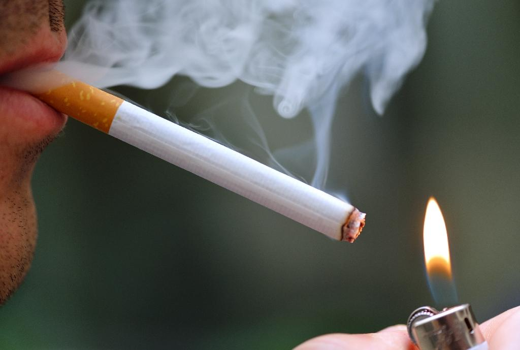 Four tobacco makers accused by French anti-smoking of collusion