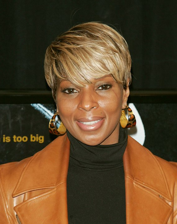 Notorious NY Premiere 2009 Mary J. Blige
