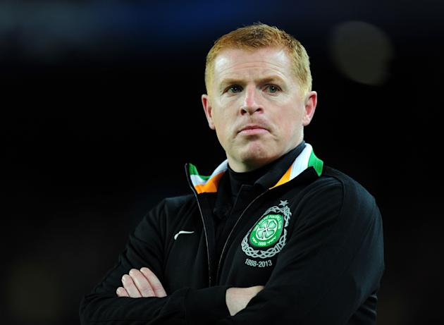 Neil Lennon's Celtic face Benfica on Tuesday knowing that a win will see them through