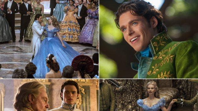 Richard Madden in scenes from 'Cinderella' -- Walt Disney Studios