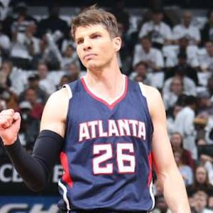 Nightly Notable: Kyle Korver