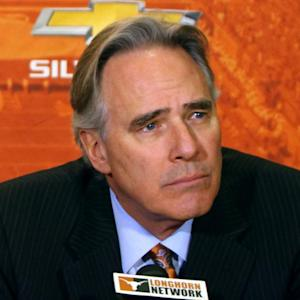 Big 12 Coaches Meetings – Steve Patterson