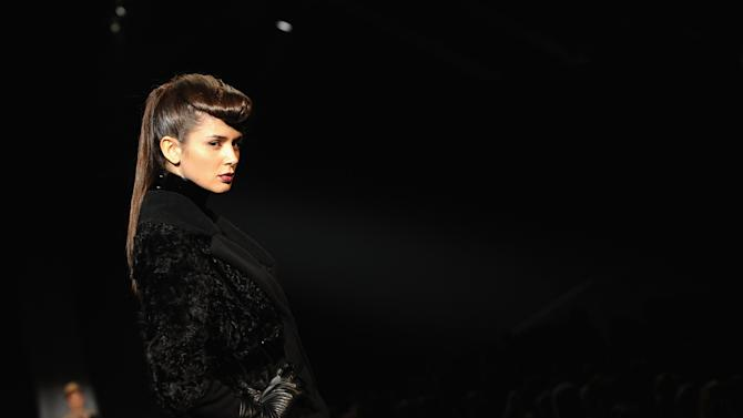 Sergei Grinko: Runway - Milan Fashion Week Womenswear Autumn/Winter 2012/2013