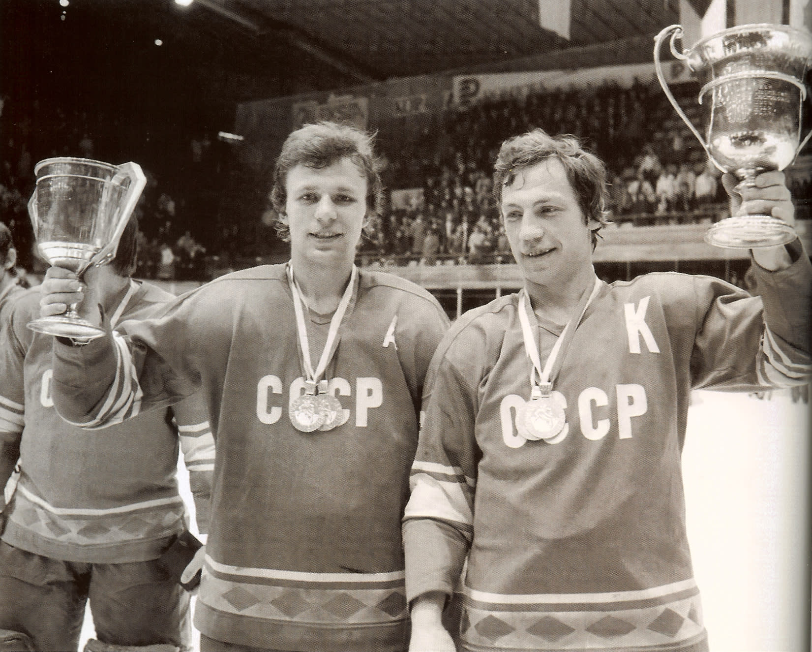 Documentary tells gripping story of Red Army hockey team