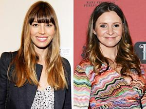 Jessica Biel Attends Beverley Mitchell's Baby Shower: All the Details!