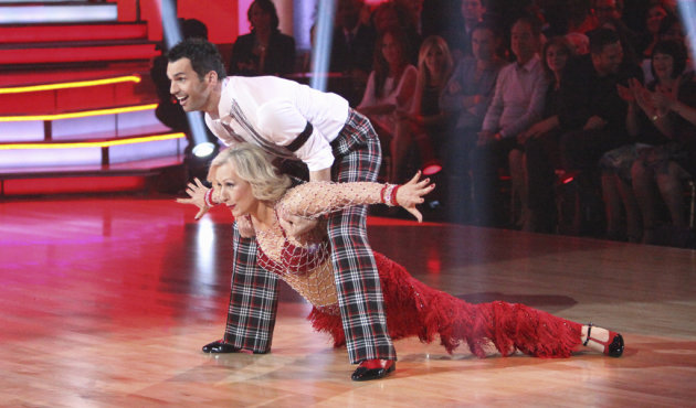 Tony Dovolani and Martina …