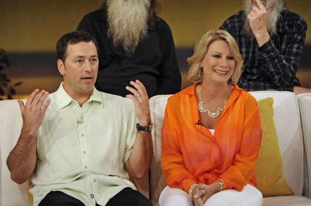Duck Dynasty' Adds a Cast Member — and He's Beardless!