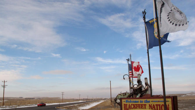 Glacier park looks to influence Blackfeet drilling