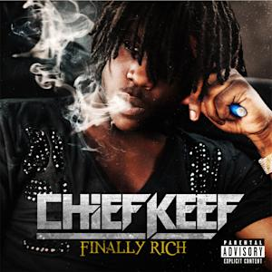 """This CD cover image released by Interscope Records shows """"Finally Rich,"""" by Chief Keef. (AP Photo/Interscope Records)"""
