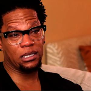 D.L. Hughley Cries While Discussing Son