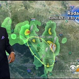Kaj Goldberg Weather Forecast (July 27)