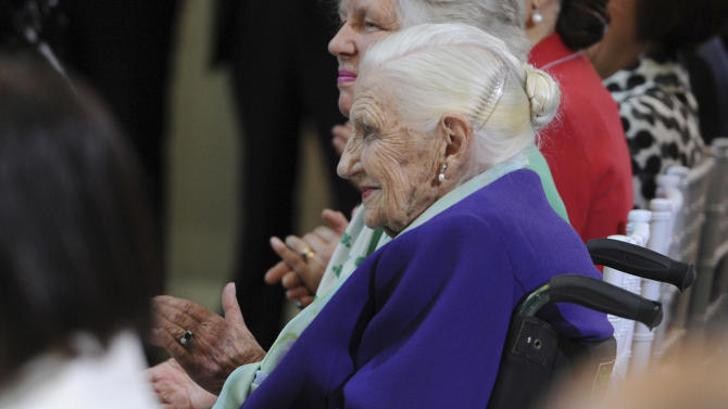 Rupert Murdoch's mother Elisabeth dies at age 103
