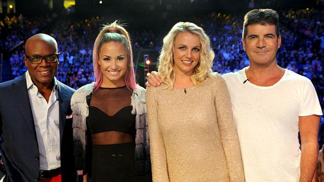 'X Factor' Mentors Meet Their Talent