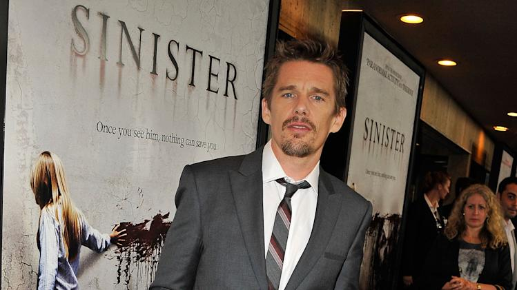 "Screening Of Summit Entertainment's ""Sinister"" - Red Carpet"