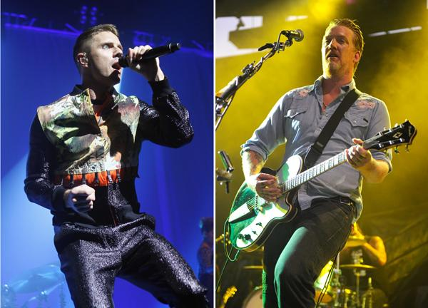 Scissor Sisters Frontman Will Guest on New Queens of the Stone Age Album