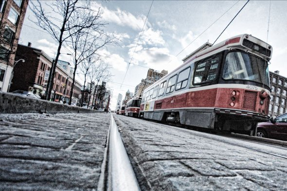 Toronto among best global cities for public transport?