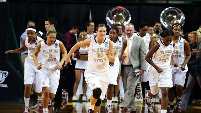 NCAA Womens Basketball: NCAA Tournament-Princeton vs Florida State