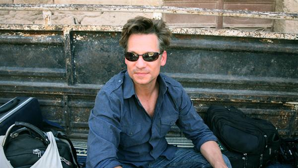 """This undated photo provided by NBC News shows Richard Engel at the end of a reporting trip in Syria in July 2012. NBC's chief foreign correspondent Richard Engel and his production team were released unharmed Tuesday, Dec. 18, 2012, after being held captive for five days inside Syria by an """"unknown group,"""" the network says. Engel, 39, has been reporting on the Syrian civil war. (AP Photo/NBC News) MANDATORY CREDIT TO """"NBC News"""""""