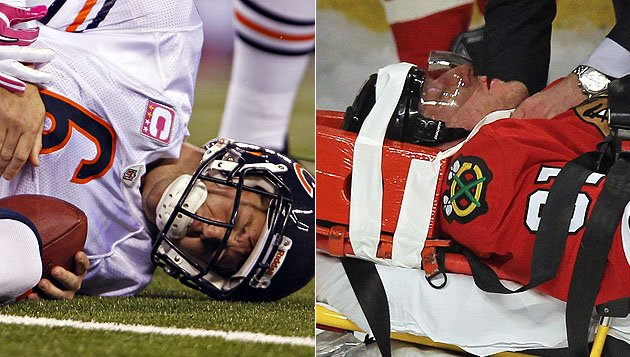 What We Learned: NFL Vs. NHL On How To Handle Concussion Controversy