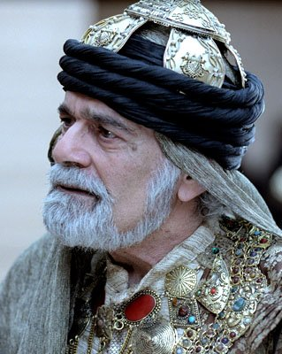 Omar Sharif in Gener8xion Entertainment's One Night with the King