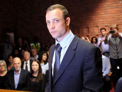 Raw Audio: Oscar Pistorius Granted Bail