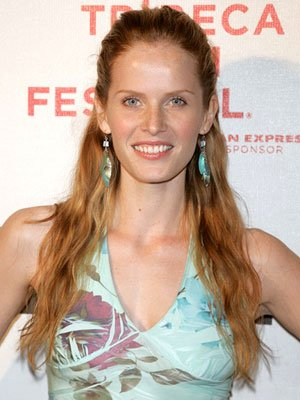 Premiere: Rebecca Mader at the Tribeca Film Festival premiere of Warner Bros. Pictures' Poseidon New York, NY - 5/6/2006