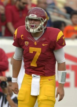 No. 11 USC routs Colorado, 50-6