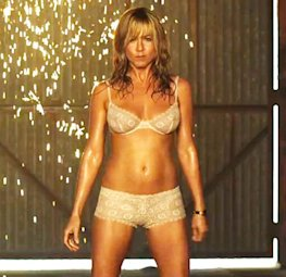jennifer aniston meet the millers premiere  Jennifer Aniston strips do...