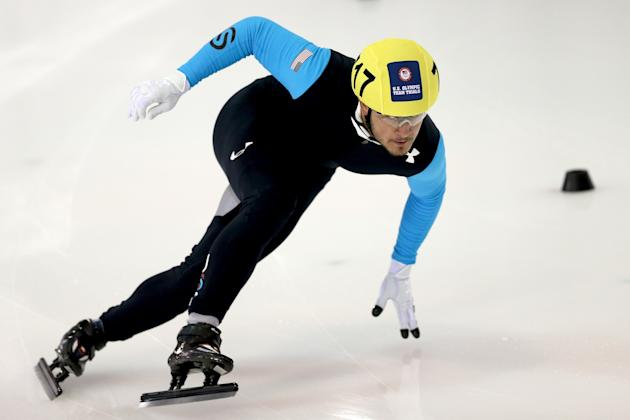 2014 U.S. Olympic Short Track Trials - Day 1