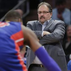 Pistons Coach Talks Dealing With Burnout In The NBA