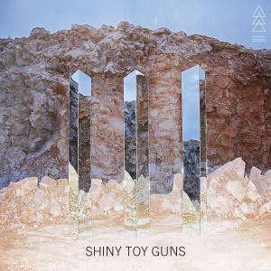 "This CD cover image released by Five Seven Music shows ""III,"" the latest release by Shiny Toy Guns. (AP Photo/Five Seven Music)"