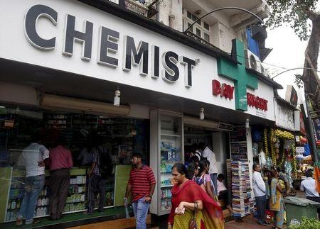 India's drug stores plan protest against e-pharmacies