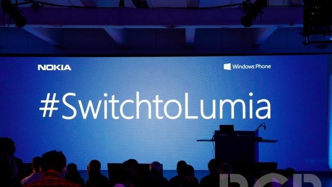 Live from Nokia's Windows Phone 8 event [updated]