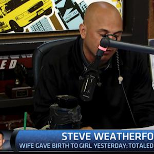 Boomer & Carton: Steve Weatherford survives NJ car crash