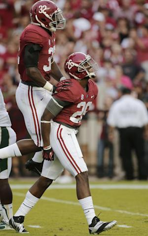 Bama seeking complete game vs. No. 21 Mississippi