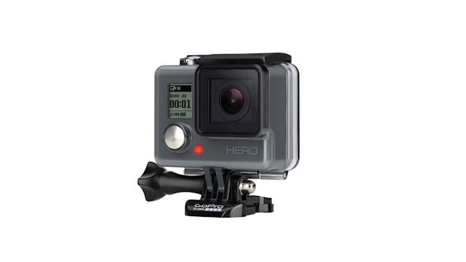 GOPRO'S NEW LINE OF ACTION CAMERAS