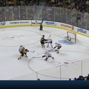 Carter Hutton Save on Reilly Smith (03:44/3rd)