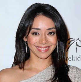 Aimee Garcia Upped To Regular …