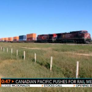 Canadian Pacific Pushes Rail Mergers After CSX Bid