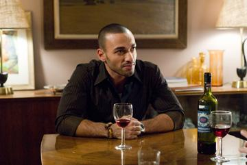 Haaz Sleiman in Overture Films' The Visitor