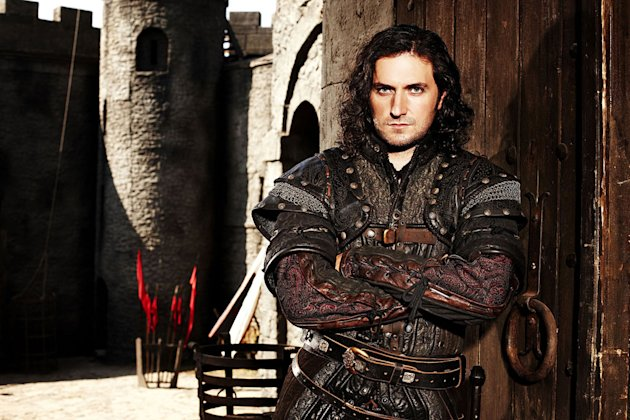 Richard Armitage in the BBC series Robin Hood