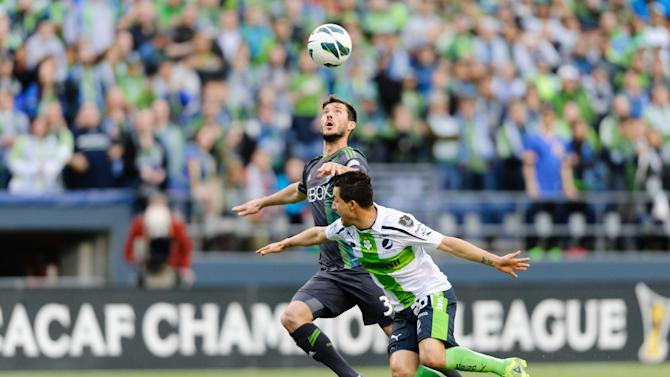 MLS: Champions League-Santos Laguna at Seattle Sounders