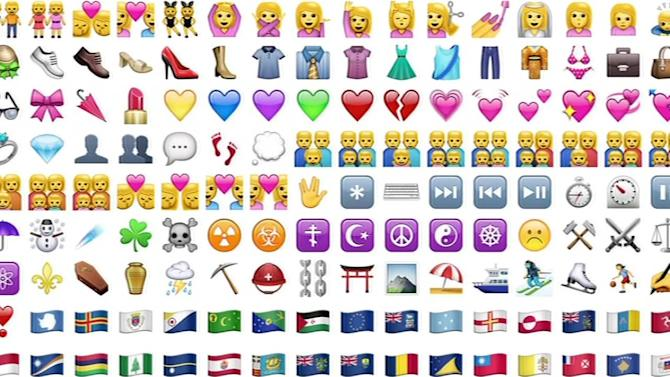 Parents try to figure out baffling world of emojis