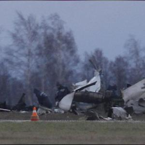 Russian Crash Probe Reveals Faulty Crew Maneuvers