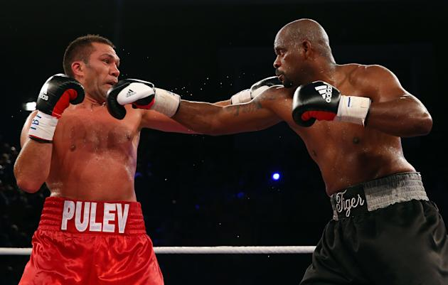 Kubrat Pulev v Tony Thompson - Sauerland Fight Night