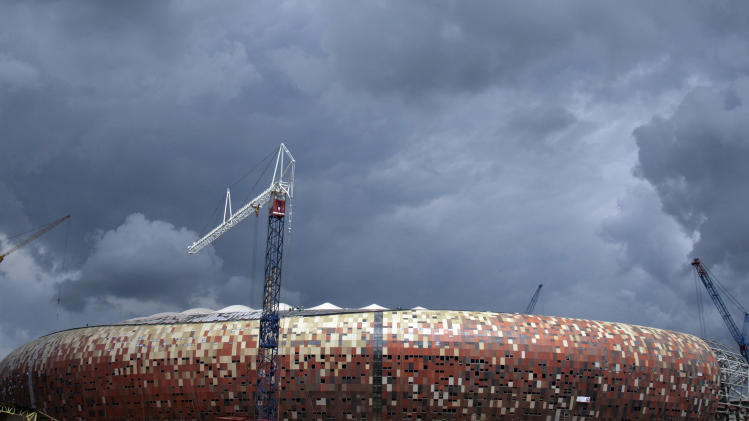 Hearing on SAfrica WCup stadium bid rigging