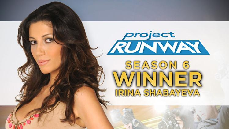 Project Runway 6 Winner Designs